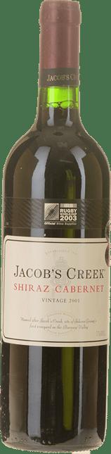 ORLANDO JACOB'S CREEK Shiraz Cabernet, South Australia 2001