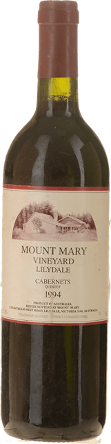 MOUNT MARY Quintet Cabernet Blend, Yarra Valley 1994