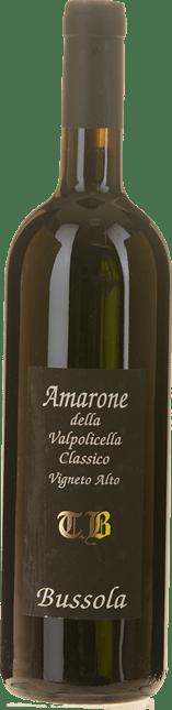 TOMMASO BUSSOLA Vigneto Alto TB, Amarone della Valpolicella 2004
