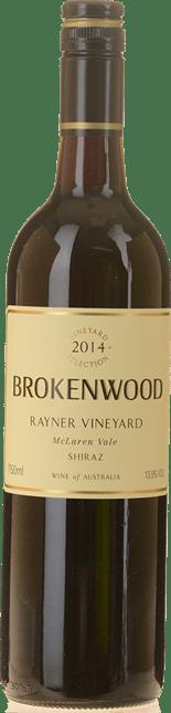 BROKENWOOD WINES Rayner Vineyard Shiraz, McLaren Vale 2014