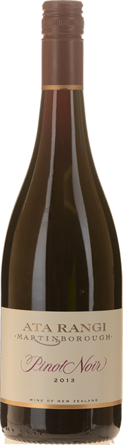 ATA RANGI Pinot Noir, Martinborough 2013