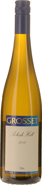 GROSSET Polish Hill Riesling, Clare Valley 2012