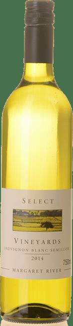 WATERSHED WINERY Select Vineyards Sauvignon Blanc-Semillon, Margaret River 2014