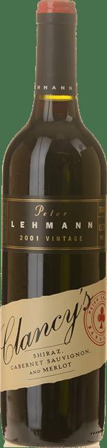 PETER LEHMANN Clancy's Dry Red, Barossa Valley 2001