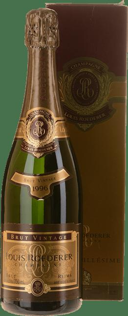 LOUIS ROEDERER Vintage Brut, Champagne 1996