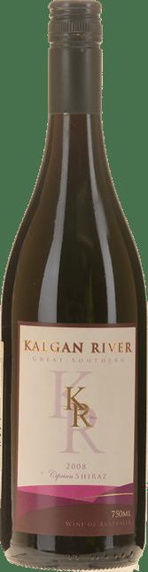 KALGAN RIVER Ciprian Shiraz, Albany, Great Southern 2008