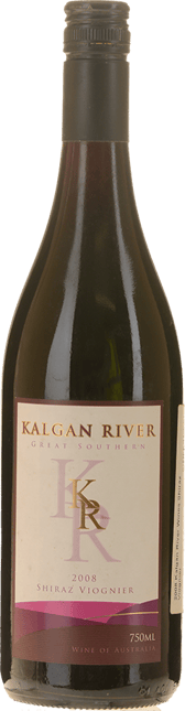 KALGAN RIVER Shiraz Viognier, Albany 2008