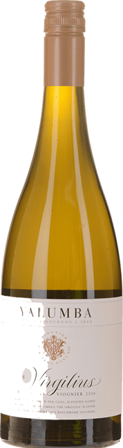 YALUMBA The Virgilius Viognier, Eden Valley 2016