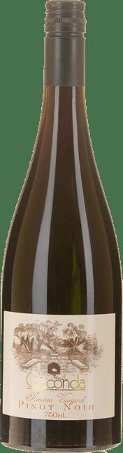 GIACONDA Nantua Vineyard Pinot Noir, Beechworth 2005