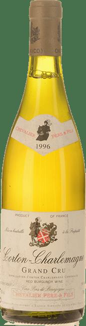 DOMAINE CHEVALIER PERE & FILS, Corton-Charlemagne 1996