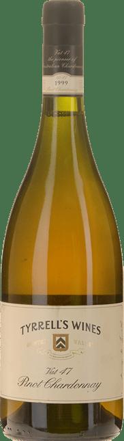 TYRRELL'S Vat 47 Pinot Chardonnay, Hunter Valley 1999