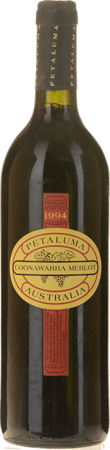 PETALUMA Merlot, Coonawarra 1994