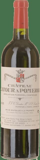CHATEAU LATOUR-A-POMEROL, Pomerol 2005