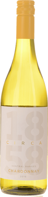 OATLEY WINES Circa 1858 Chardonnay, Central Ranges 2016