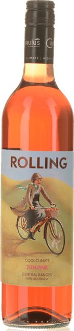 CUMULUS WINES Rolling Pink Rose, Central Ranges 2014