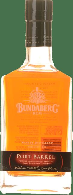 BUNDABERG Master Distillers Collection Port Barrel 40% ABV, Bundaberg NV