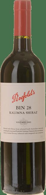 PENFOLDS Kalimna Bin 28 Shiraz, South Australia 2002