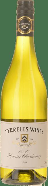 TYRRELL'S Vat 47 Chardonnay, Hunter Valley 2011