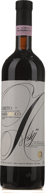 CERETTO Asij, Barbaresco DOCG 1998