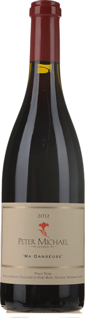 PETER MICHAEL WINERY Ma Danseuse Pinot Noir, Sonoma 2012