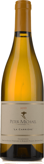 PETER MICHAEL WINERY La Carriere Chardonnay, Sonoma 2013