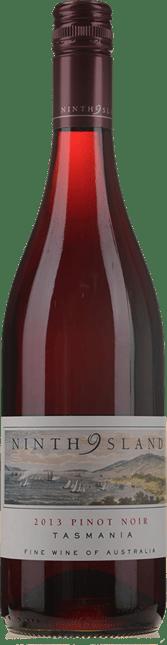 NINTH ISLAND Pinot Noir, Northern Tasmania 2013