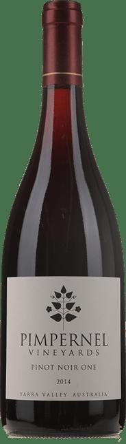 PIMPERNEL VINEYARDS Pinot Noir One, Yarra Valley 2014