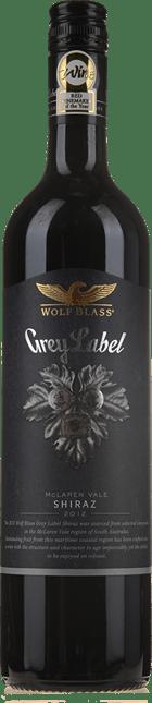 WOLF BLASS WINES Grey Label Shiraz, McLaren Vale 2012