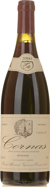 THIERRY ALLEMAND Chaillot, Cornas 2000
