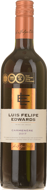 LUIS FELIPE EDWARDS Carmenere, Valle Central 2017