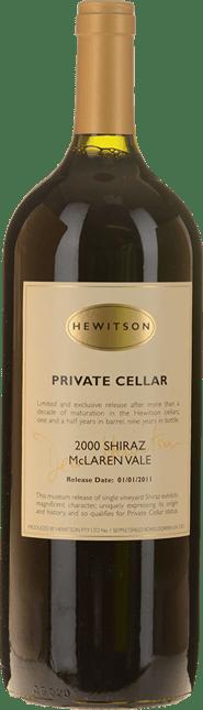 HEWITSON Private Cellar Shiraz, McLaren Vale 2000