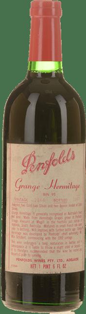 PENFOLDS Bin 95 Grange Shiraz, South Australia 1966