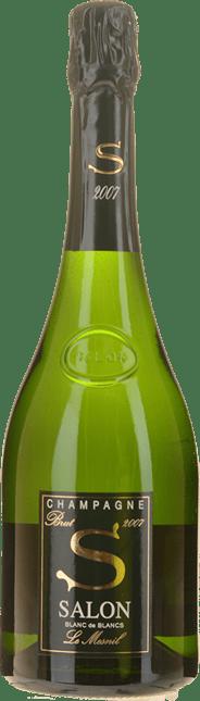 SALON Le Mesnil Blanc de Blancs, Champagne 2007