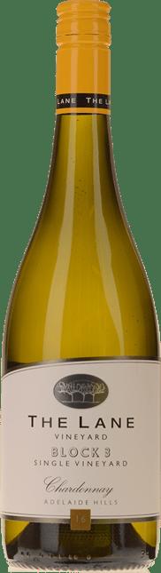 THE LANE VINEYARD Block 3 Single Vineyard Chardonnay, Adelaide Hills 2016