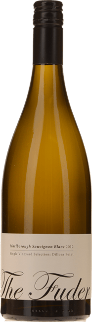 GIESEN ESTATE WINES The Fuder - Single Vineyard Selection Dillons Point Sauvignon Blanc, Marlborough 2012