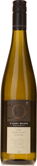 O'LEARY WALKER Riesling, Clare Valley 2008