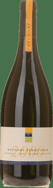 NEUDORF VINEYARDS Moutere Pinot Noir, Nelson 2000