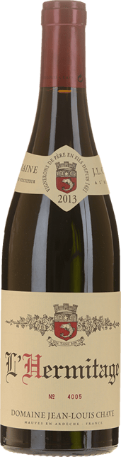 J.L. CHAVE, Hermitage 2013