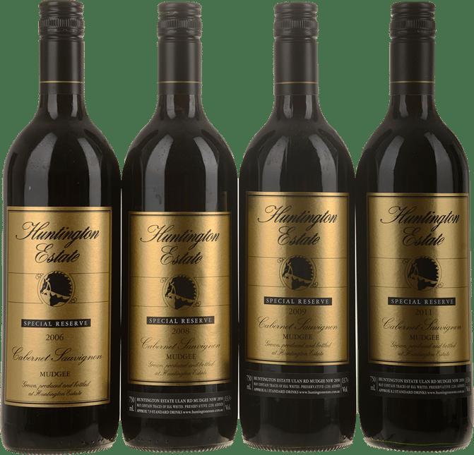 Special Reserve Cabernet Sauvignon 12 Bottle Mixed Set