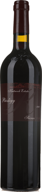 KATNOOK ESTATE Prodigy Shiraz, Coonawarra 1999