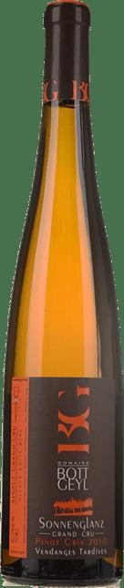 DOMAINE BOTT GEYL Sonnenglanz Pinot Gris, Alsace 2010