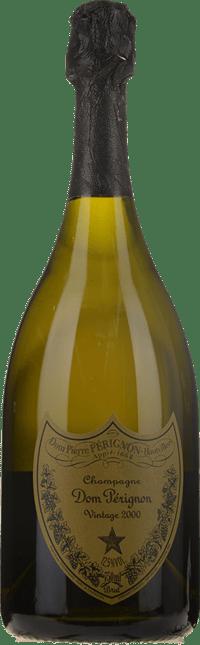 MOET & CHANDON Cuvee Dom Perignon Brut, Champagne 2000