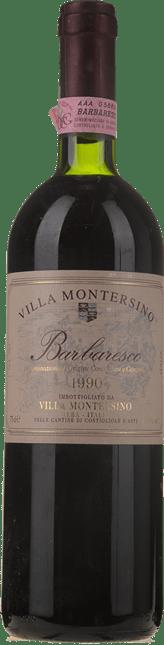 VILLA MONTERSINO, Barbaresco DOCG 1990