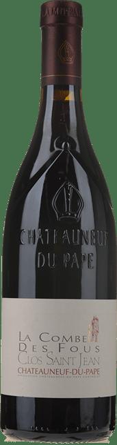 CLOS SAINT JEAN La Combe Des Fous, Chateauneuf-du-Pape 2004