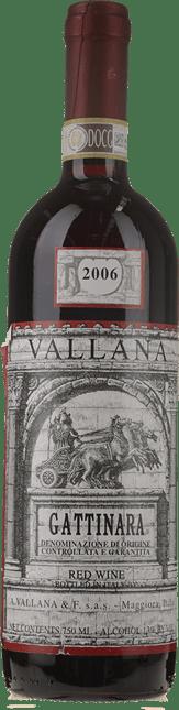 VALLANA, Gattinara DOCG 2006