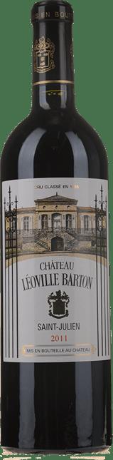 CHATEAU LEOVILLE-BARTON 2me cru classe, St-Julien 2011