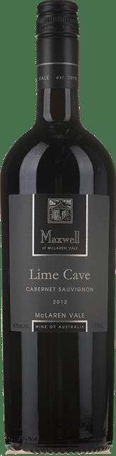 MAXWELL Lime Cave Cabernet Sauvignon, McLaren Vale 2012
