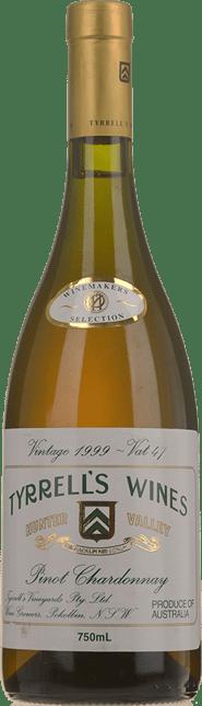 TYRRELL'S Vat 47 Chardonnay, Hunter Valley 1999