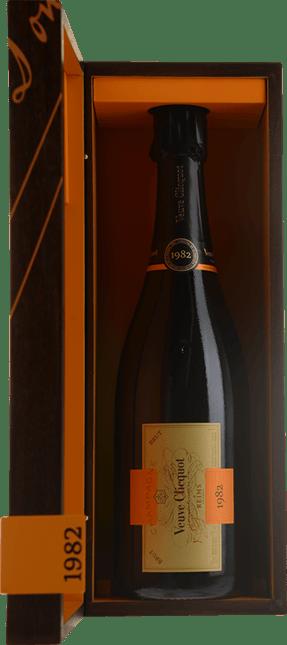 VEUVE CLICQUOT PONSARDIN Cave Privee Brut, Champagne 1982