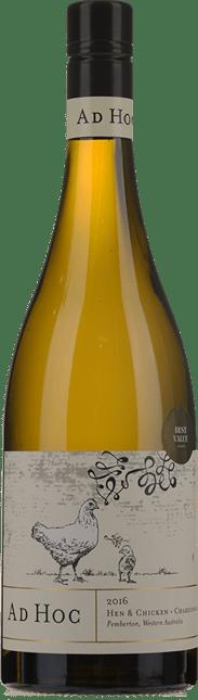 AD HOC Hen and Chicken Chardonnay, Pemberton 2016
